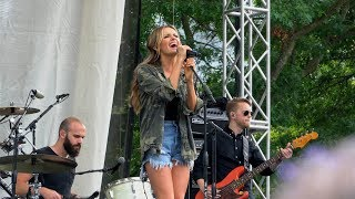 Carly Pearce   Live At 2018 CountryFest In Portland, OR