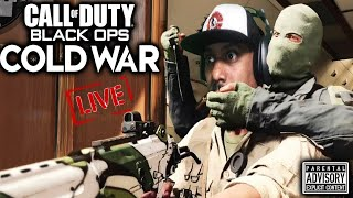 For Entertainment Purposes ONLY😬 Black Ops Cold War LIVE