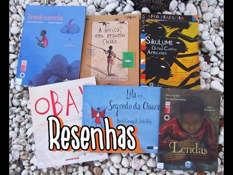 Livros sobre Cultura Africana | Passos entre Linhas
