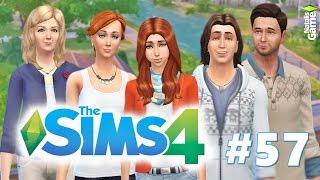 The Sims 4 Семейка Митчелл / #57 Особняк Митчелл