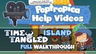 Time Tangled Island (FULL Walkthrough) :: Poptropica Help Videos
