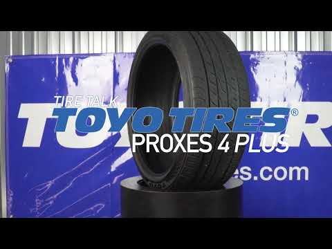 Tire Talk: Toyo Proxes 4 Plus Review