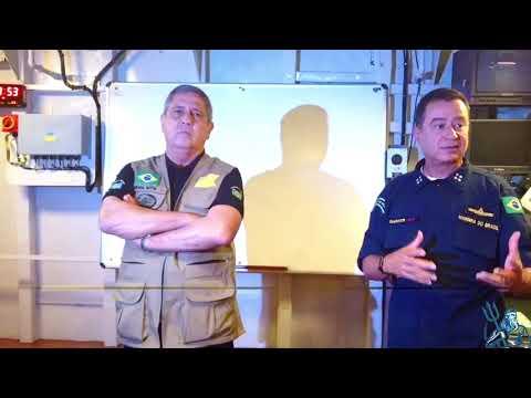 Entrevista con el ministro de Defensa de Brasil, Walter Braga Netto