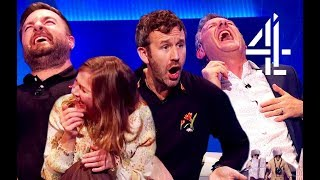 Tipsy Chris O'Dowd Has EVERYONE in STITCHES with Banksy Story | The Last Leg