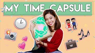 MAKING A DIY TIME CAPSULE | PrettySmart