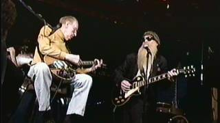 Les Paul With ZZ Top's Billy Gibbons