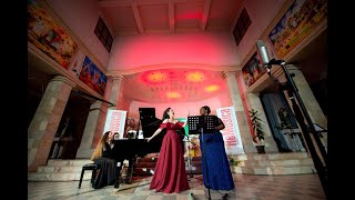 Flower Duet - Ronnita Nicole Miller & Elbenita Kajtazi   Remusica Festival 2016