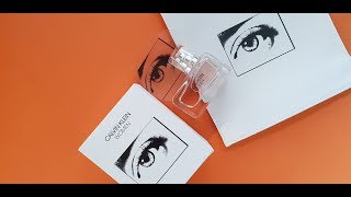 Calvin Klein Women Perfume Review