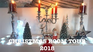 Christmas Room Tour 2018 ኑ ሳሎኔን ላስጎብኛችሁ🌲🎅 I yenafkot lifestyle