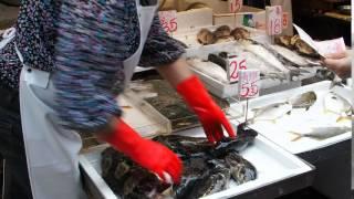 2016-03-04 Fresh Fish in a Hong Kong Market