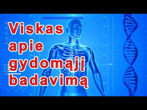 Hipertenzijos išemijos gydymas