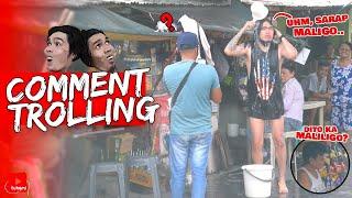 """Bumili ng Shampoo sa Tindahan, Doon ka na Din Maligo!"" | Comment Trolling"