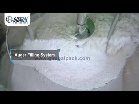 Protein Powder Sachet Packaging Machine