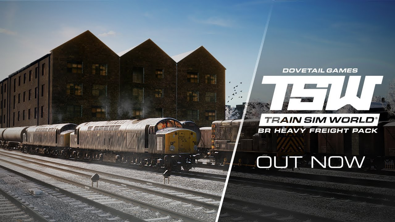 Train Sim World®: BR Heavy Freight Pack Loco Add-On video 1