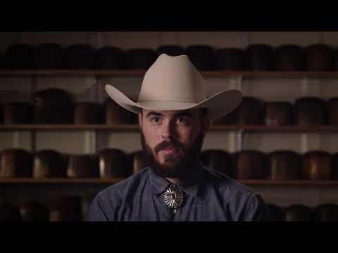 Stetson Education  Hat Anatomy Western Styles Part 1 a96f1ba09a2a