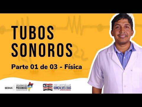 Aula 10 | Tubos Sonoros - Parte 01 de 03 - Física