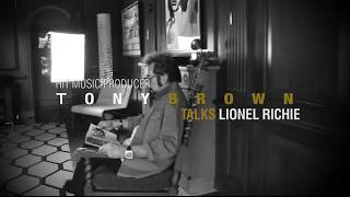 Tony Brown Talks Lionel Richie