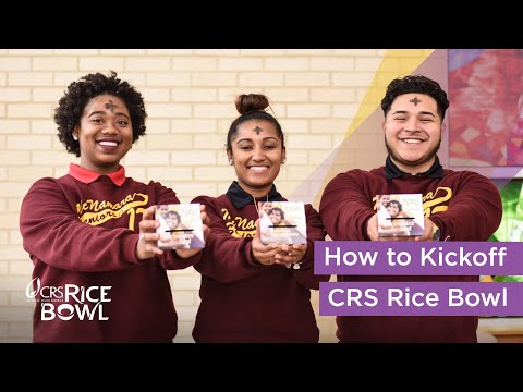How to Kick Off Rice Bowl
