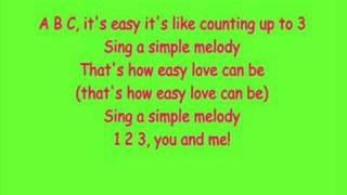 ABC-Jackson 5 LYRICS