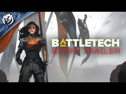 Battletech Story Trailer Reveals April 24th Release Date