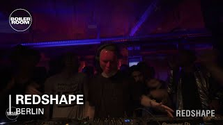 Redshape - Live @ Boiler Room Berlin 6th Birthday 2017