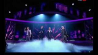 I'm Already There --westlife live on 24-11-2007