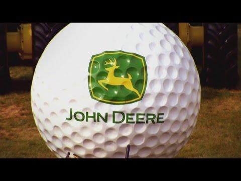 John Deere Classic Jour 1