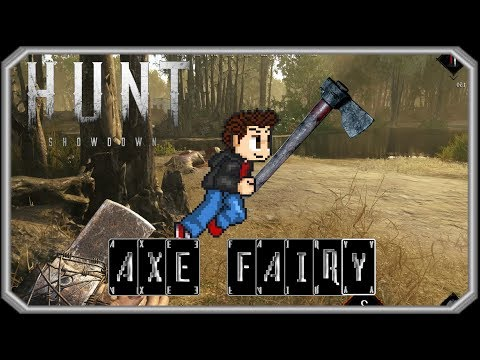 Hunt Showdown: Axe Only Challenge