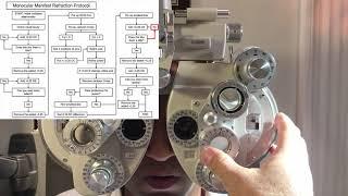 Manifest Refraction And Binocular Balance Protocol