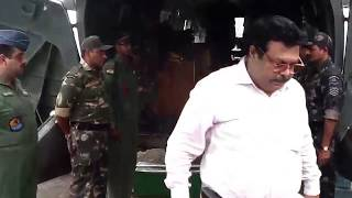 JSGLIVE.IN. - IAF Chopper Carrying Late Sgt. H.K. Patel
