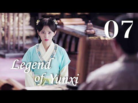 Legend of Yun Xi 07(Ju Jingyi,Zhang Zhehan,Mi Re)