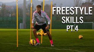 Neymar Jr ● Best Freestyle Skills - 2015 Pt.4   HD