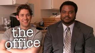 Jim is the Worst Roommate  - The Office US