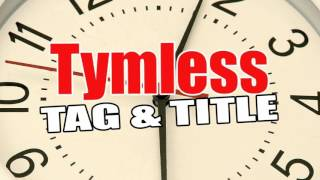 Tymless Tag & Title