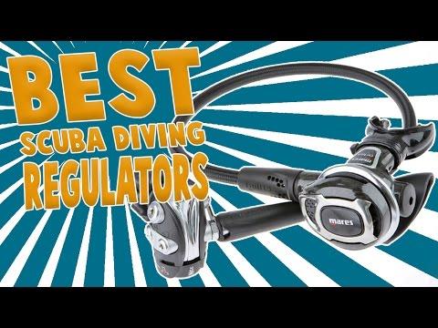 Best Scuba Diving Regulators