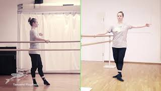 Ballett: Aleksandras Stange 06 – Rond de Jambe
