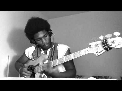 Blast - Marcus Miller ( Bass Cover )