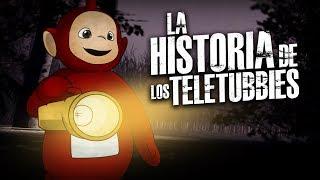 LA HISTORIA DE LOS TELETUBBIES ⭐️ Slendytubbies 3 | iTownGamePlay