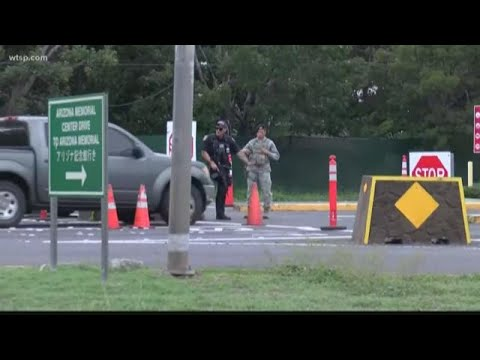 Joint Base Pearl Harbor-Hickam shooting leaves 2 dead