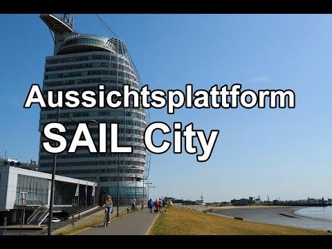"""Videoclip """"Aussichtsplattform Sail City"""""""
