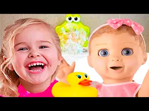 Bath Song  Nursery Rhymes Song For Kids From Emily kid songs