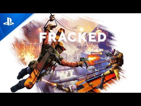 《Fracked》將於本週五 8 月 20 日推出!