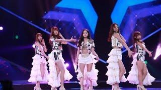 SNH48压轴献唱《公主披风》 妹子们美飞哒(星光大赏)