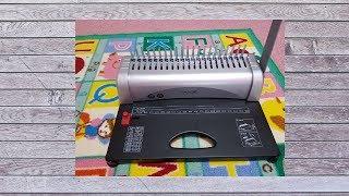 Tianse Binding Machine- Demo & Review