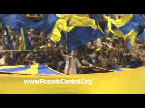 """""""""""No abandones ñuvel"""" - Los Guerreros"""" Barra: Los Guerreros • Club: Rosario Central • País: Argentina"""