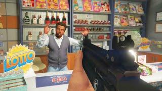 GTA 5 KOP CITY #1 - The Insane Store Robbery (GTA V Online)