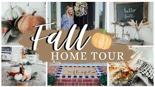 FALL FARMHOUSE HOME TOUR (2019) 🍁 MODERN FARMHOUSE FALL DECOR