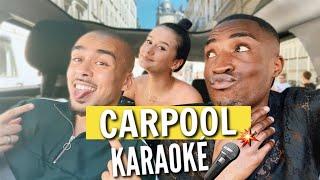 Aujourd'hui c'est un Carpool Karaoké avec @JohanPapz  et @LisaPapz  :)  Vous voulez voir qui dans le prochain ?  Chaîne de JohanPapz: https://www.youtube.com/channel/UCaNbR_-YuhhqVm6OQk_TPbg Chaîne de LisaPapz: https://www.youtube.com/channel/UCcd7GtDWKJzgYzCNwAcdCzA  Abonne toi ici: https://www.youtube.com/c/EdwardSad?s...  Instagram: https://www.instagram.com/thedwardsad/  Twitter: https://twitter.com/Thedwardsad  J'adore Snapchat: @Thedwardsad  Business/Collab :Thedwardsad@gmail.com   Je vous love, merci d'être là :)