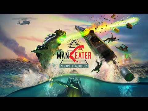 Maneater: Truth Quest DLC Adds a New Region and Whole Lot of Strange Conspiracies, Coming This Summer