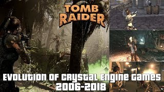 Evolution of Crystal Engine Games 2006-2018